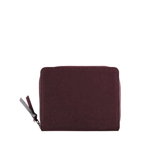 COMPACT WALLET (Burgundy)