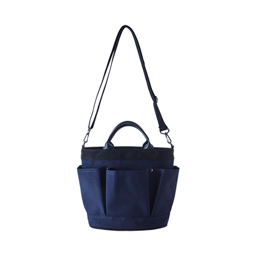 HOLLA BAG (Navy/Black)