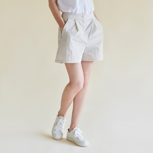 ALL DAY SOFT SHORTS (Ivory)