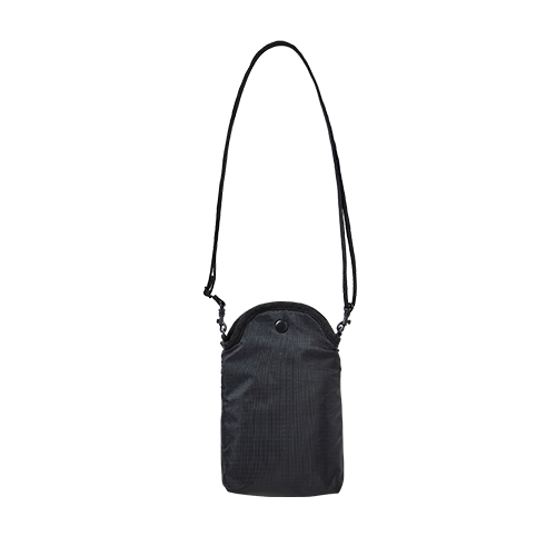 MOBILE POUCH X BAG (Black)