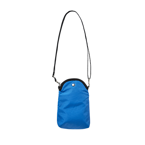 MOBILE POUCH X BAG (Blue)