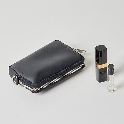 BASIC CARD POUCH (Black)