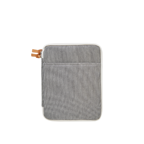 CANVAS IPAD POUCH (11) (Stripe)