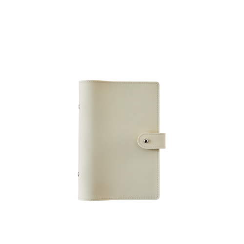 SOLID COVER (A6) (Ivory)