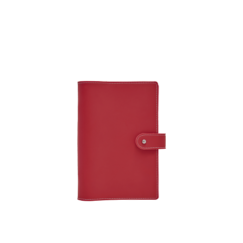 SOLID COVER (A6) (Red)